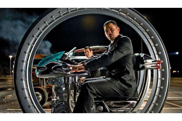 Will Smith et Josh Brolin en roue libre.