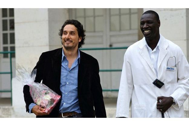 Dans « Tellement proches » d'Olivier Nakache et Eric Toledano, Omar (à dr.) a pour partenaire Vincent Elbaz.