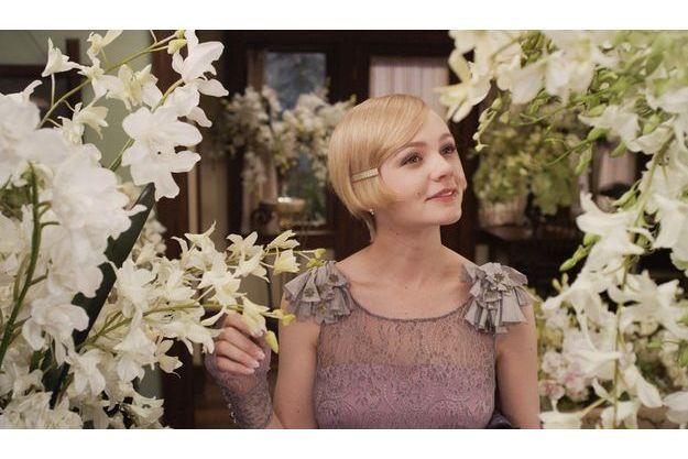 """Carey Mulligan dans """"Gatsby le Magnifique""""."""