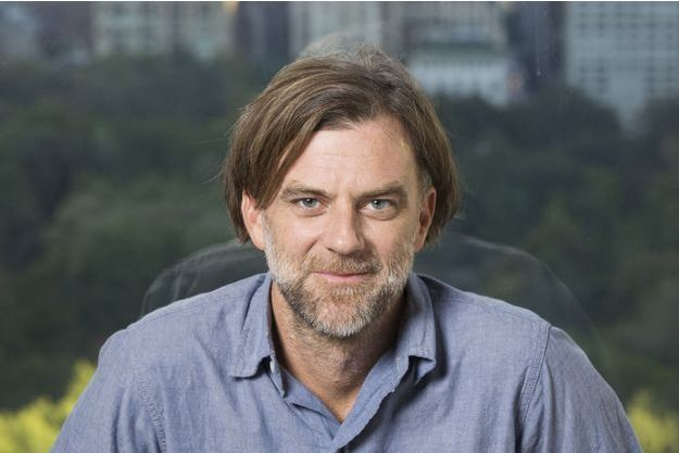 Paul Thomas Anderson à New York.