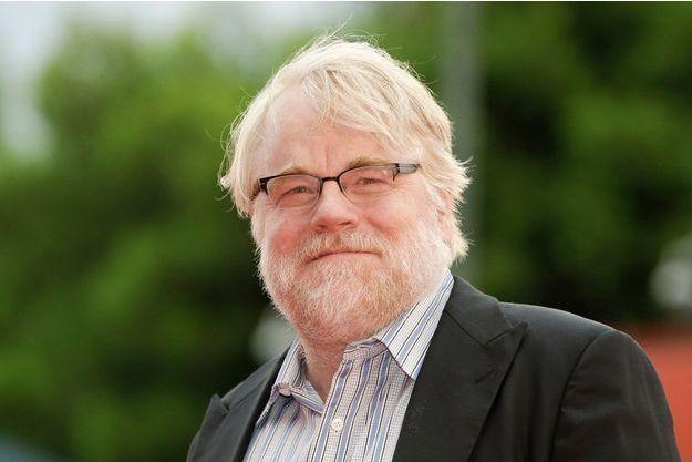 Philip Seymour Hoffman, en 2012.