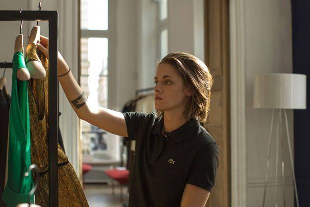 """Kirsten Stewart dans """"Personal Shopper"""" d'Olivier Assayas."""