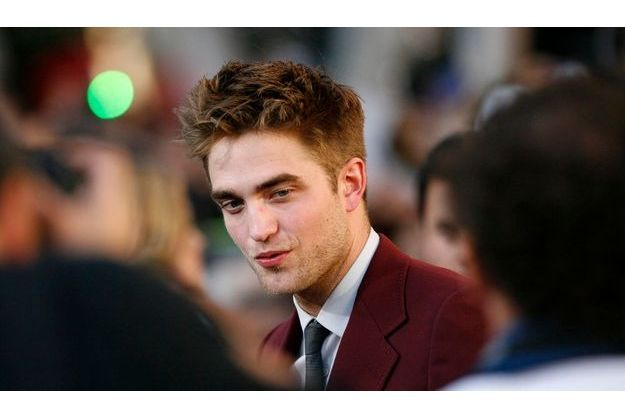 Le comédien Robert Pattinson.