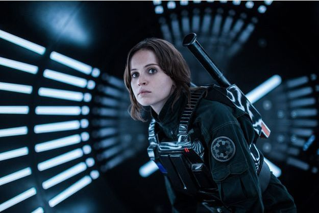 "Felicity Jones dans ""Rogue One - A Star Wars Story"""