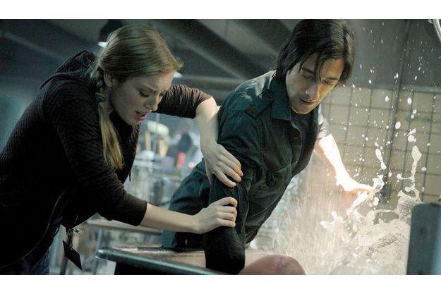 «Splice» de Vincenzo Natali. Avec Adrien Brody, Sarah Polley, Delphine Chanéac...