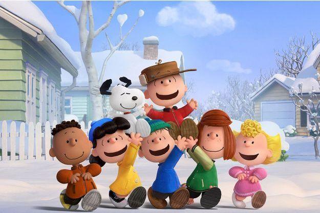Snoopy, Charlie Brown et la petite bande des Peanuts