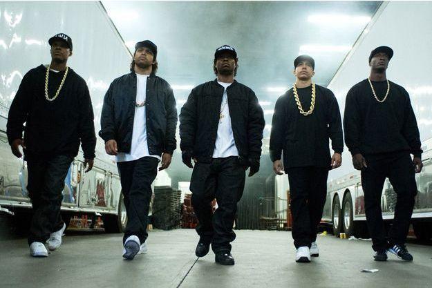 """Les acteurs de """"Straight Outta Compton"""""""