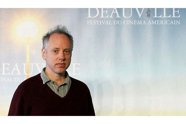 Todd Solondz à Deauville en septembre 2011.