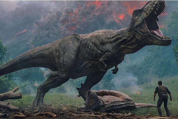 """""""Jurassic World : Fallen Kingdom"""" de Juan Antonio Bayona"""