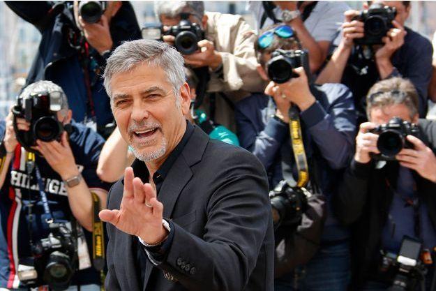 George Clooney recevra un César d'honneur au cours de la 42e cérémonie des César,