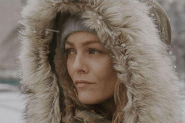 "Vanessa Paradis dans ""Frost"""