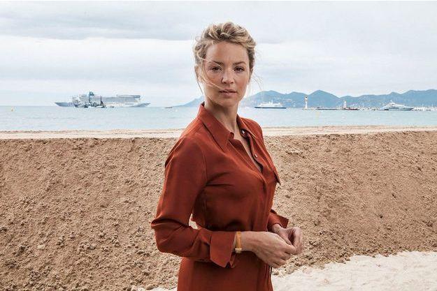 Virginie Efira lors du 69e Festival de Cannes