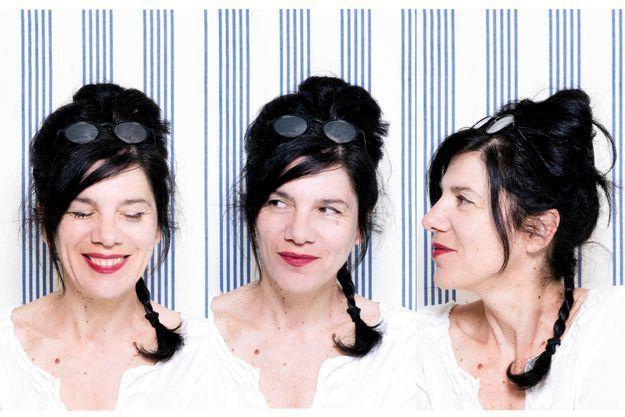 Brigitte Giraud aime l'introspection, l'intime, la perception de soi.