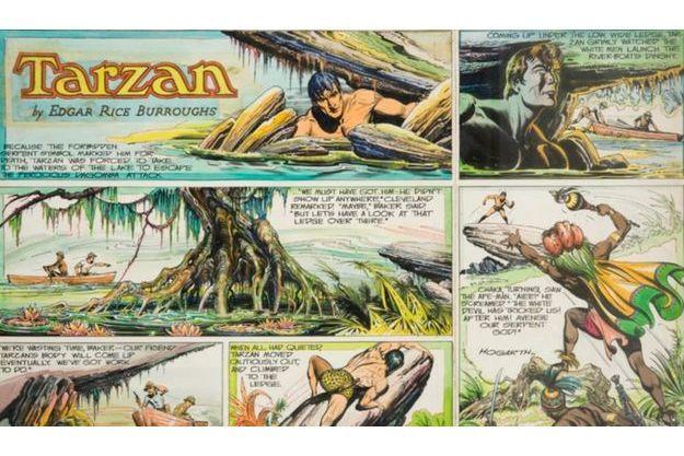 Du 16 juin au 27 septembre, Tarzan s'expose au Quai Branly.