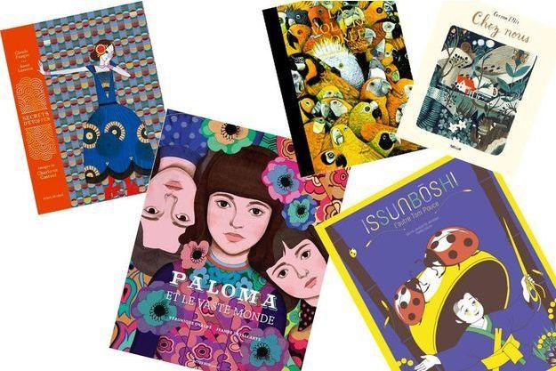 Notre sélection de livres jeunesse pour Noël.