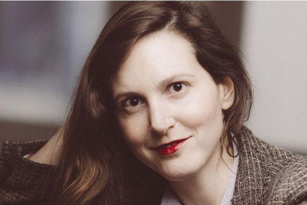 Justine Lévy répond aux questions de Paris Match à l'occasion du Salon du Livre