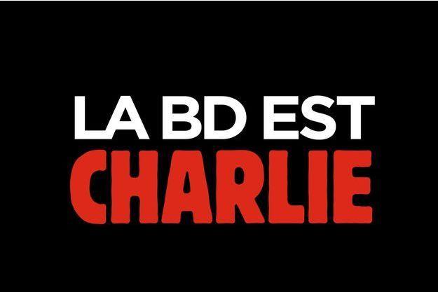 """Extrait de la couverture du livre """"La BD est Charlie""""."""