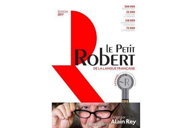 Le Petit Robert 2017.