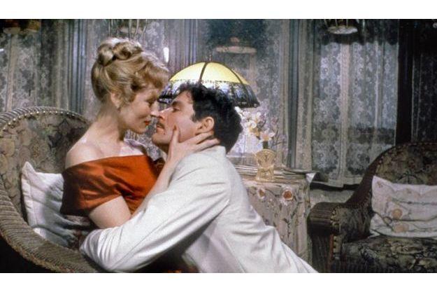 """Meryl Streep et Kevin Kline en 1982 dans """"Le choix de Sophie"""" d'Alan J. Pakula, adapté du chef d'oeuvre de William Styron."""