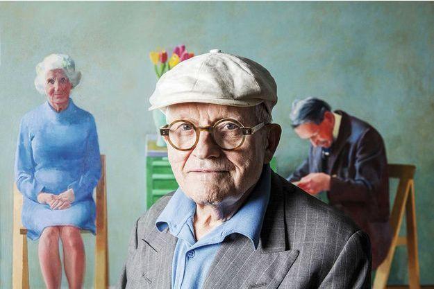 Les couleurs de la vie de David Hockney