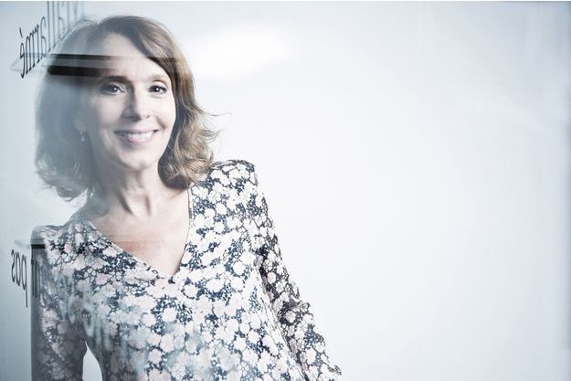 """Véronique Olmi est toujours en lice pour le Goncourt avec """"Bakhita"""" (Albin Michel)."""