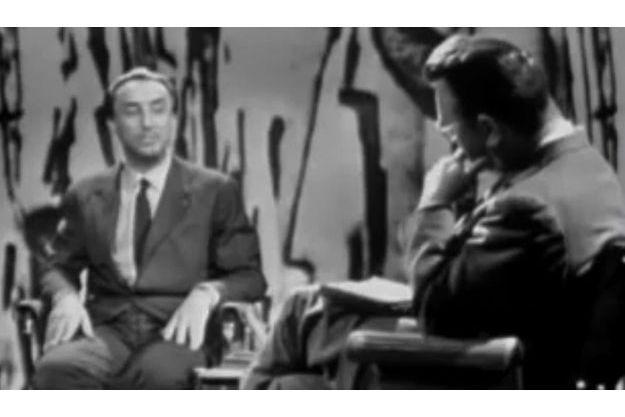 Romain Gary dans Lectures pour tous en 1963.