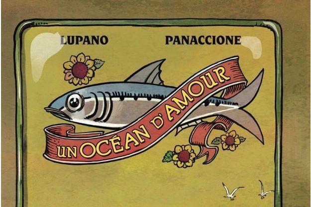 """La boîte de sardine d'""""Un Océan d'amour"""""""