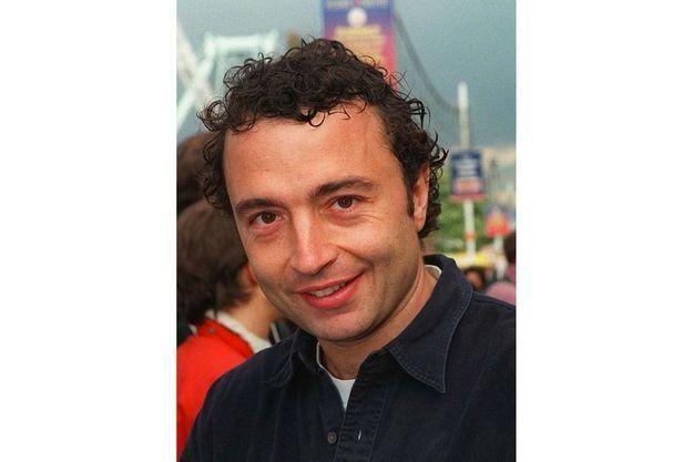 Olivier Chiabodo en 1996
