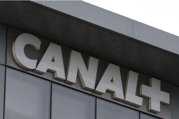 L'immeuble Canal+, à Boulogne-Billancourt.