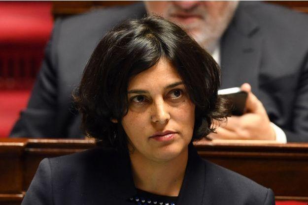 Myriam El Khomri à l'Assemblée nationale, en janvier dernier.