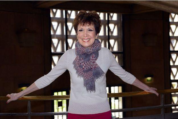 Catherine Laborde en 2013.