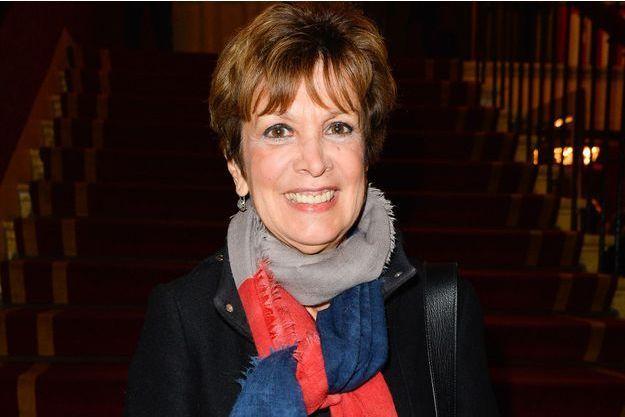 Catherine Laborde en octobre 2016.