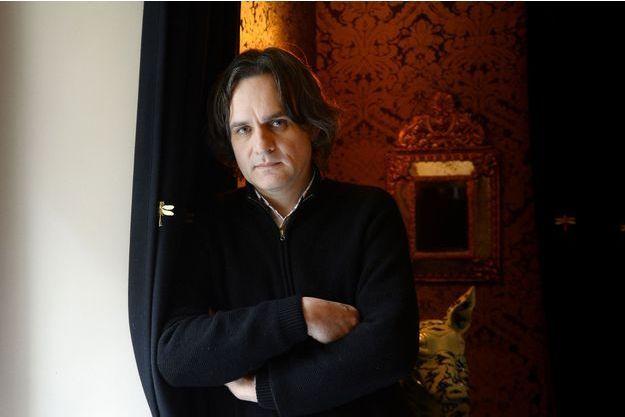 Le dessinateur Risse, patron de Charlie Hebdo.