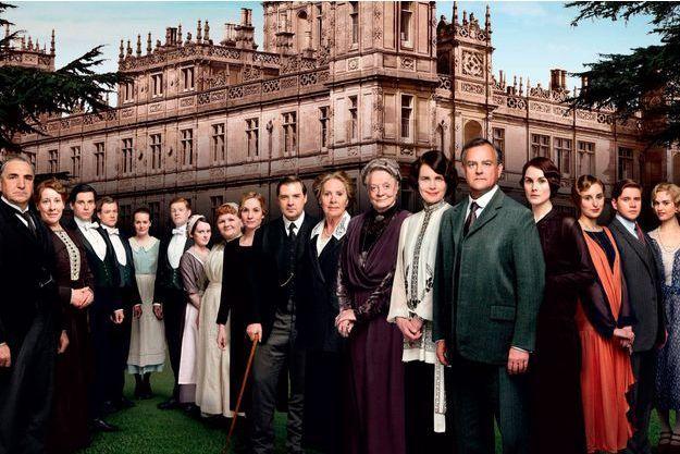 """Les intrigues de """"Downton Abbey"""" pourraient bien continuer en film et ou série dérivée."""