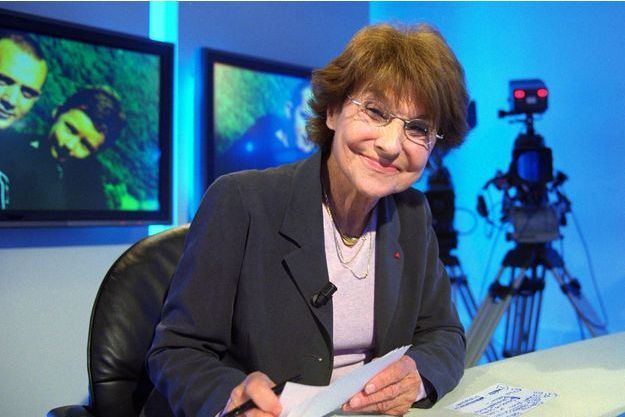 Eliane Victor en 2000.
