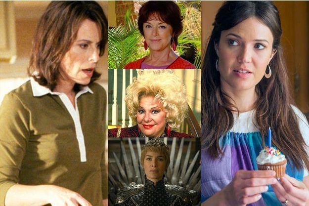 Votez pour votre mère préférée dans les séries télé.