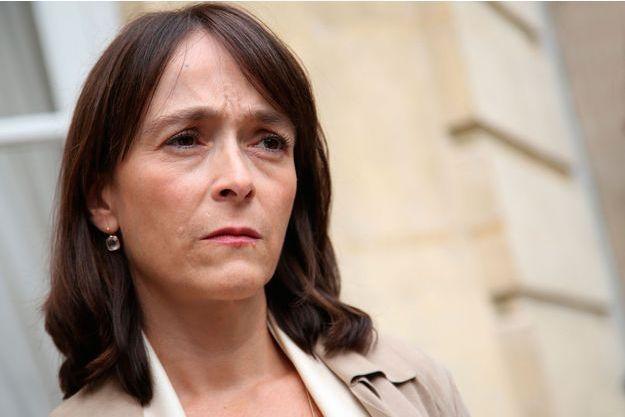 Delphine Ernotte est présidente de France Télévisions depuis le 22 août 2015.