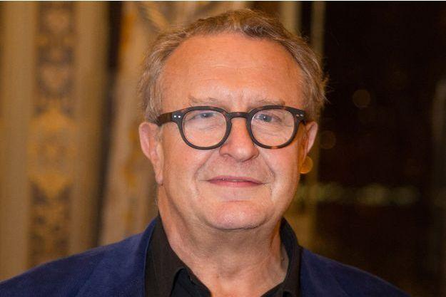 Michel Field en 2015.