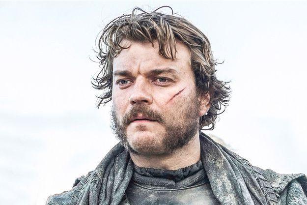 """Pilou Asbæk dans le rôle d'Euron Greyjoy de """"Game of Thrones""""."""