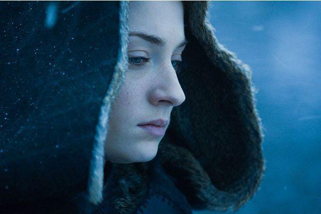 Sophie Turner (Sansa Stark).
