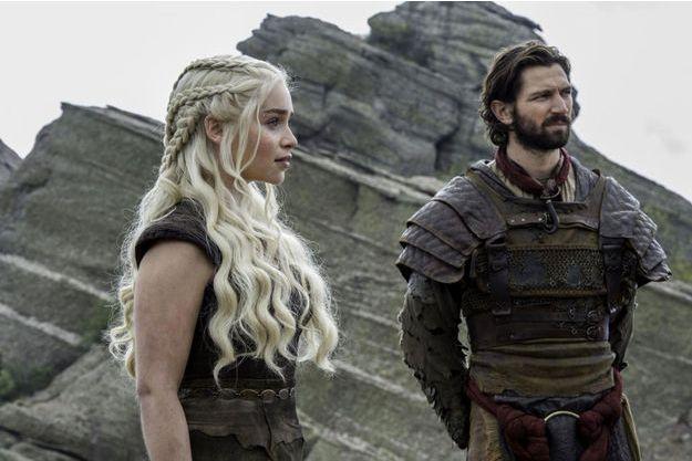 Daenerys est l'un des personnages les plus recherchés sur Pornhub.