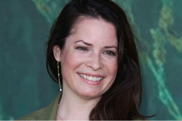 Holly Marie Combs en 2016.