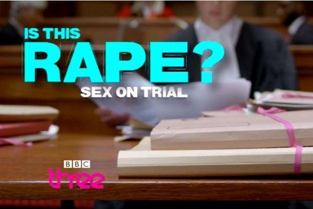 """Avant même sa diffusion lundi, """"Is this rape ? Sex on trial"""" fait polémique."""