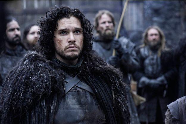 """Le personnage de Jon Sow revient le 12 avril prochain pour la cinquième saison de """"Game of Thrones""""."""