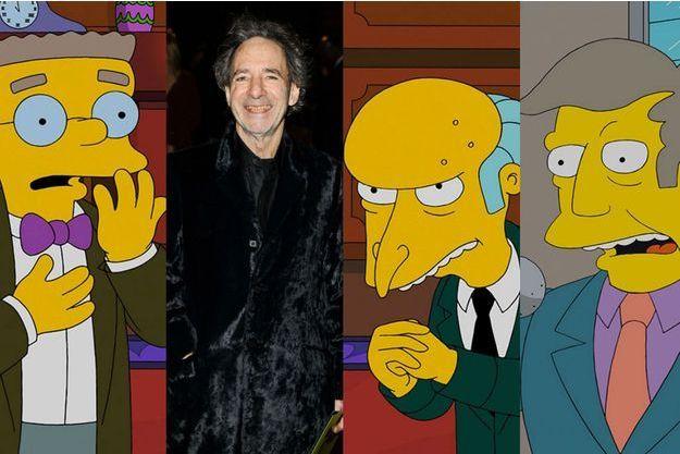 """Harry Shearer, voix américaine de nombreux personnes des """"Simpson"""", reste finalement dans le show"""