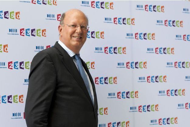 Rémy Pflimlin est candidat à sa succession à la présidence de France Télévisions, siège qu'il occupe depuis 2010.