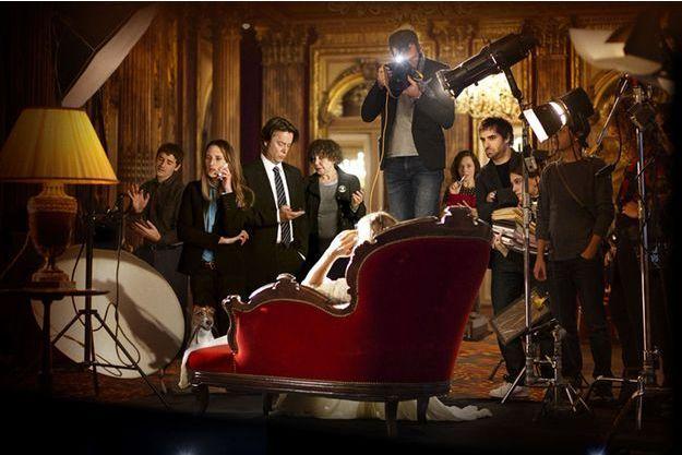 """La série """"Dix pour cent"""" début mercredi sur France 2."""
