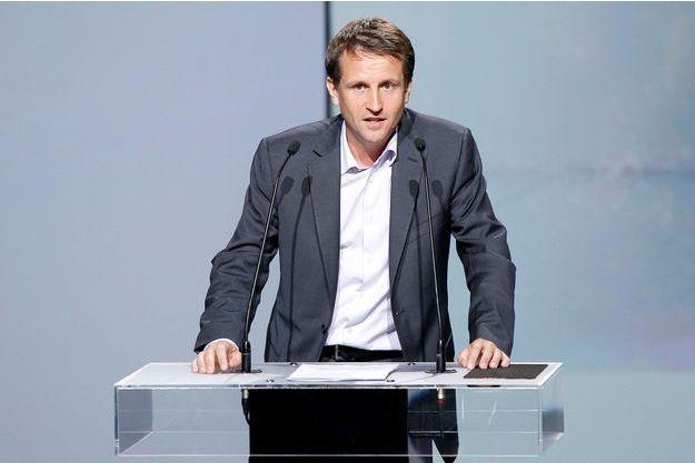 Rodolphe Belmer, ancien directeur adjoint de Canal+