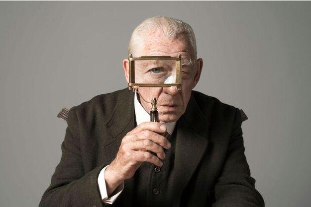 """Ian McKellen dans """"Mr. Holmes""""."""