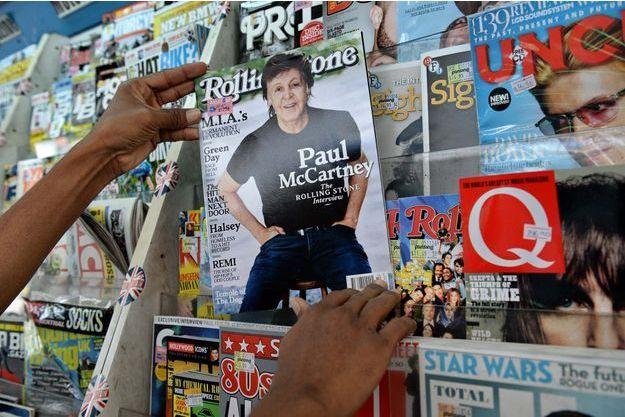 """Le magazine """"Rolling Stone"""""""